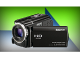 Sony HDR-XR160 High Definition Camcorder Rental