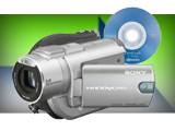 Sony Mini DVD Camcorder Rental