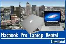 Macbook Pro Laptop Cleveland Rentals